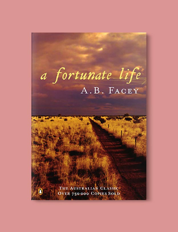 Books Set In Australia - A Fortunate Life by Albert B. Facey. For more books visit www.taleway.com to find books set around the world. Ideas for those who like to travel, both in life and in fiction. australian books, books and travel, travel reads, reading list, books around the world, books to read, books set in different countries, australia