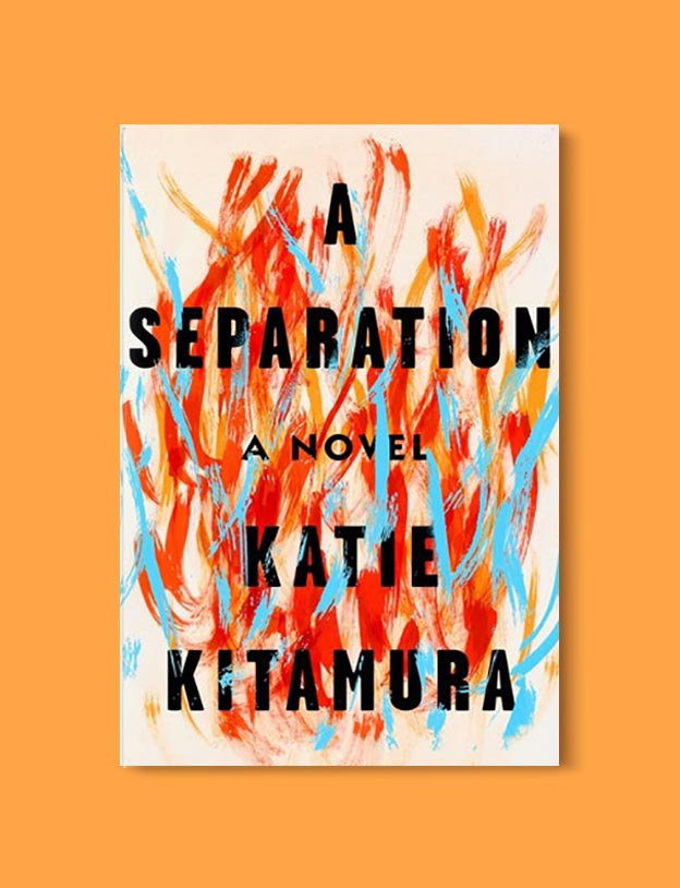 Books Set In Greece - A Separation by Katie Kitamura. For more books visit www.taleway.com to find books set around the world. Ideas for those who like to travel, both in life and in fiction. #books #novels #fiction #travel #greece