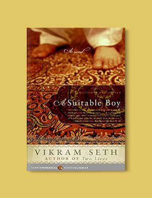 Books Set In India - A Suitable Boy by Vikram Seth. For more books visit www.taleway.com to find books set around the world. Ideas for those who like to travel, both in life and in fiction. #books #novels #bookworm #booklover #fiction #travel