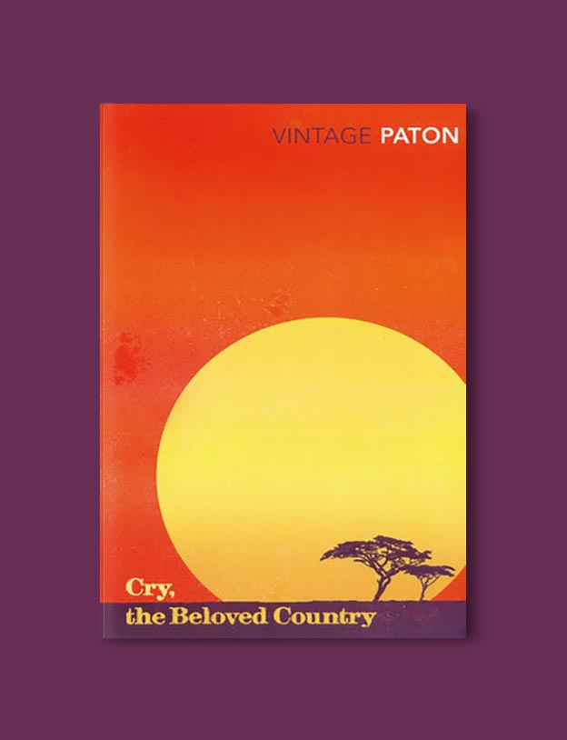 Books Set In South Africa - Cry, the Beloved Country by Alan Paton. For more books that inspire travel visit www.taleway.com to find books set around the world. south african books, books about south africa, south africa inspiration, south africa travel, novels set in south africa, south african novels, books and travel, travel reads, reading list, books around the world, books to read, books set in different countries, south africa