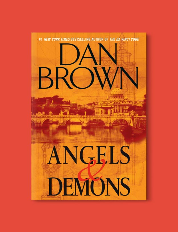 Books Set In Italy - Angels & Demons (Robert Langdon 1/5) by Dan Brown. For more books that inspire travel visit www.taleway.com to find books set around the world. italian books, books about italy, italy inspiration, italy travel, novels set in italy, italian novels, books and travel, travel reads, reading list, books around the world, books to read, books set in different countries, italy