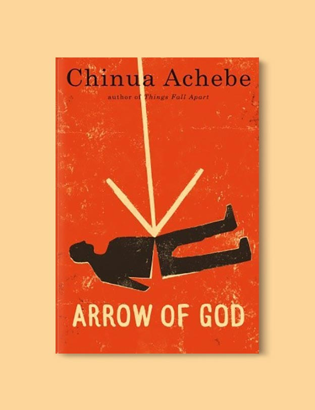 Books Set In Nigeria - Arrow of God (The African Trilogy 3/3) by Chinua Achebe. For more books visit www.taleway.com to find books set around the world. Ideas for those who like to travel, both in life and in fiction. Books Set In Africa. Nigerian Books. #books #nigeria #travel