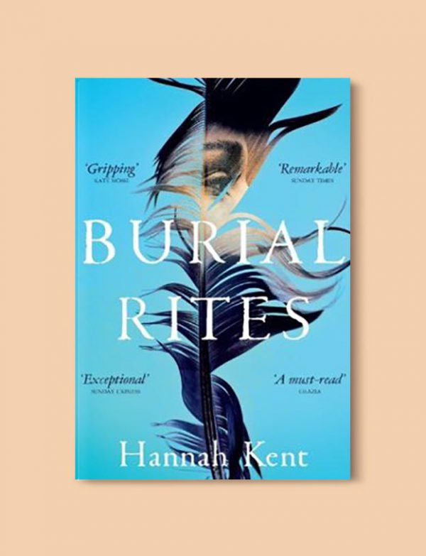 Books Set In Iceland - Burial Rites by Hannah Kent. For more books visit www.taleway.com to find books set around the world. Ideas for those who like to travel, both in life and in fiction. #books #novels #fiction #iceland #travel
