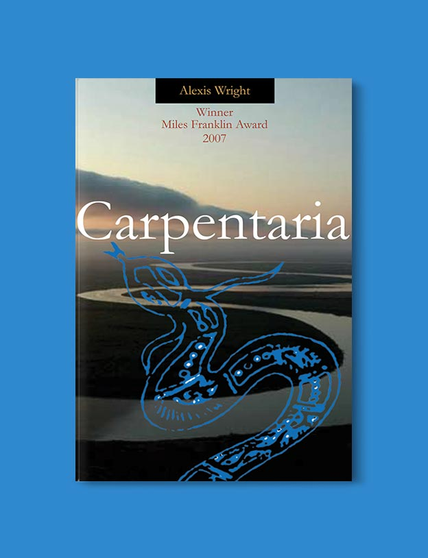 Books Set In Australia - Carpentaria by Alexis Wright. For more books visit www.taleway.com to find books set around the world. Ideas for those who like to travel, both in life and in fiction. australian books, books and travel, travel reads, reading list, books around the world, books to read, books set in different countries, australia