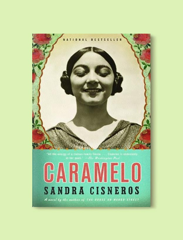 Books Set In Mexico - Caramelo by Sandra Cisneros. For more books visit www.taleway.com to find books set around the world. Ideas for those who like to travel, both in life and in fiction. mexican books, reading list, books around the world, books to read, books set in different countries, mexico