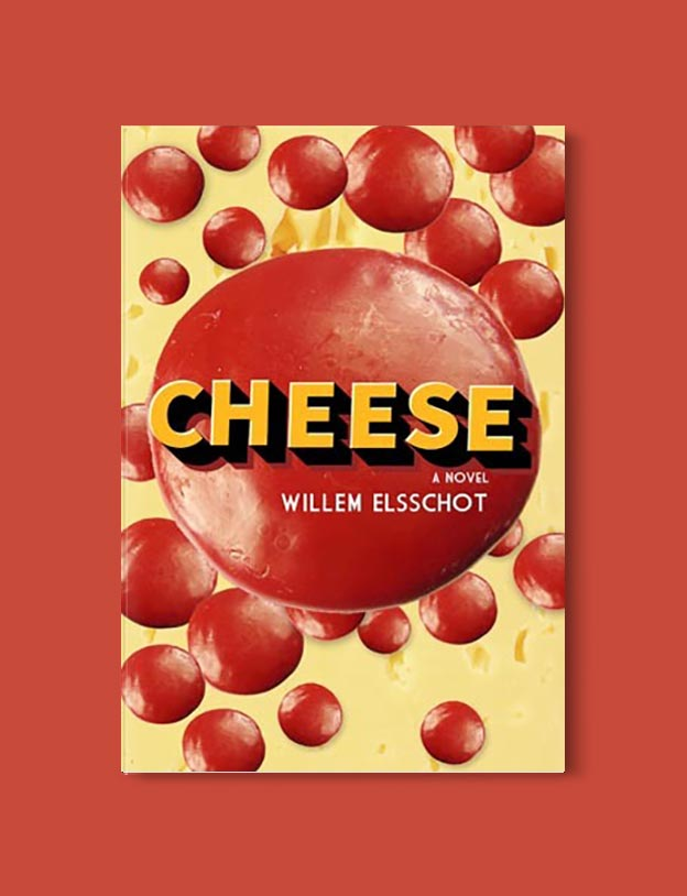 Books Set In Amsterdam - Cheese by Willem Elsschot. For more books visit www.taleway.com to find books set around the world. Ideas for those who like to travel, both in life and in fiction. #books #novels #bookworm #booklover #fiction #travel #amsterdam