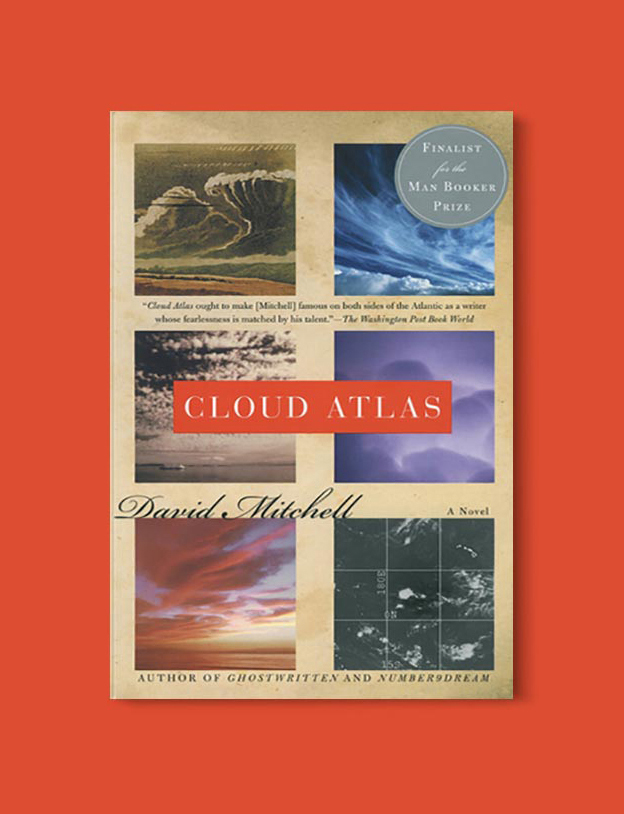 Books Set In Hawaii - Cloud Atlas by David Mitchell. For more books visit www.taleway.com to find books from around the world. Ideas for those who like to travel, both in life and in fiction. #books #novels #hawaii #travel #fiction #bookstoread #wanderlust
