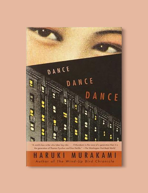 Books Set In Japan - Dance, Dance, Dance by Haruki Murakami. For more books visit www.taleway.com to find books set around the world. Ideas for those who like to travel, both in life and in fiction. #books #novels #bookworm #booklover #fiction #travel #japan