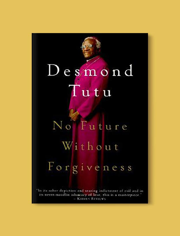 Books Set In South Africa - No Future Without Forgiveness by Desmond Tutu. For more books that inspire travel visit www.taleway.com to find books set around the world. south african books, books about south africa, south africa inspiration, south africa travel, novels set in south africa, south african novels, books and travel, travel reads, reading list, books around the world, books to read, books set in different countries, south africa