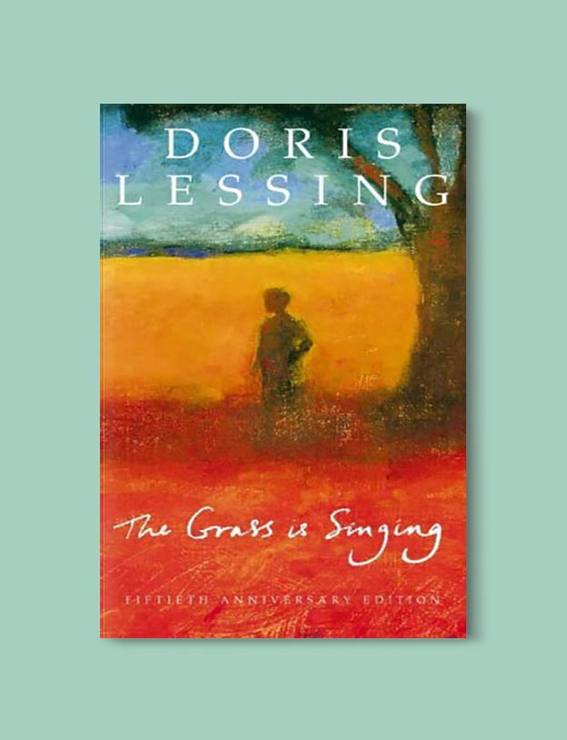 Books Set In South Africa - The Grass is Singing by Doris Lessing. For more books that inspire travel visit www.taleway.com to find books set around the world. south african books, books about south africa, south africa inspiration, south africa travel, novels set in south africa, south african novels, books and travel, travel reads, reading list, books around the world, books to read, books set in different countries, south africa