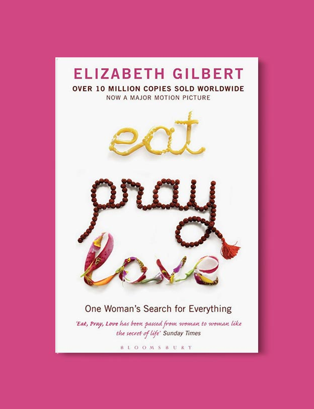 Books Set In India - Eat, Pray, Love by Elizabeth Gilbert. For more books visit www.taleway.com to find books set around the world. Ideas for those who like to travel, both in life and in fiction. #books #novels #bookworm #booklover #fiction #travel