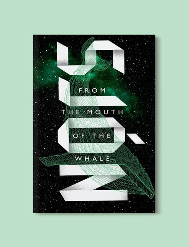 Books Set In Iceland - From the Mouth of the Whale by Sjón. For more books visit www.taleway.com to find books set around the world. Ideas for those who like to travel, both in life and in fiction. #books #novels #fiction #iceland #travel