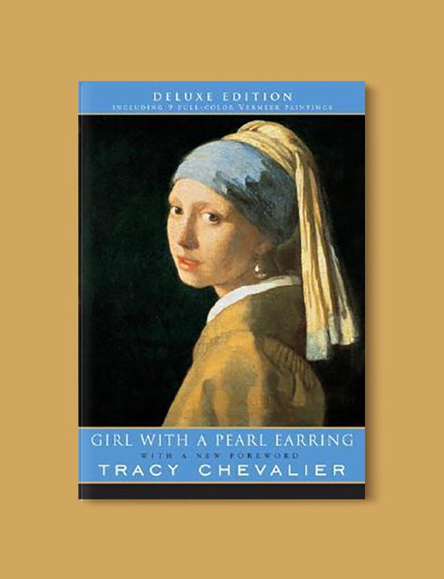 Books Set In Amsterdam - Girl With A Pearl Earring by Tracy Chevalier. For more books visit www.taleway.com to find books set around the world. Ideas for those who like to travel, both in life and in fiction. #books #novels #bookworm #booklover #fiction #travel #amsterdam