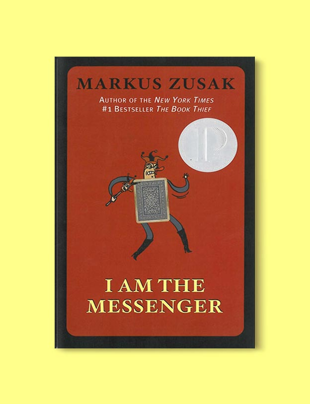 Books Set In Australia - I Am the Messenger by Markus Zusak. For more books visit www.taleway.com to find books set around the world. Ideas for those who like to travel, both in life and in fiction. australian books, books and travel, travel reads, reading list, books around the world, books to read, books set in different countries, australia