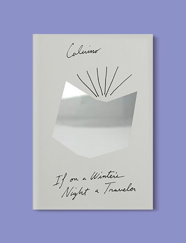 Books Set In Italy - If on a Winter's Night a Traveler by Italo Calvino. For more books that inspire travel visit www.taleway.com to find books set around the world. italian books, books about italy, italy inspiration, italy travel, novels set in italy, italian novels, books and travel, travel reads, reading list, books around the world, books to read, books set in different countries, italy