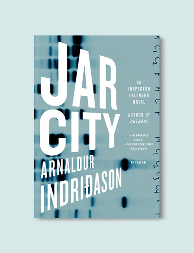 Books Set In Iceland - Jar City by Arnaldur Indriðason. For more books visit www.taleway.com to find books set around the world. Ideas for those who like to travel, both in life and in fiction. #books #novels #fiction #iceland #travel