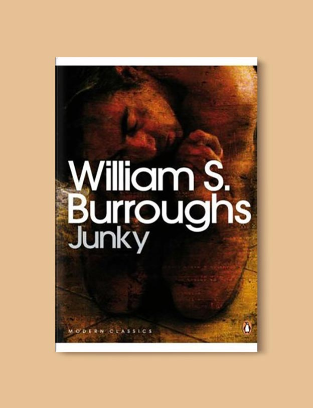Books Set In Mexico - Junky by William S. Burroughs. For more books visit www.taleway.com to find books set around the world. Ideas for those who like to travel, both in life and in fiction. mexican books, reading list, books around the world, books to read, books set in different countries, mexico