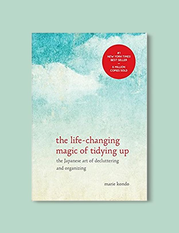 Books Set In Japan - The Life Changing Magic of Tidying Up by Marie Kondo. For more books visit www.taleway.com to find books set around the world. Ideas for those who like to travel, both in life and in fiction. #books #novels #bookworm #booklover #fiction #travel #japan