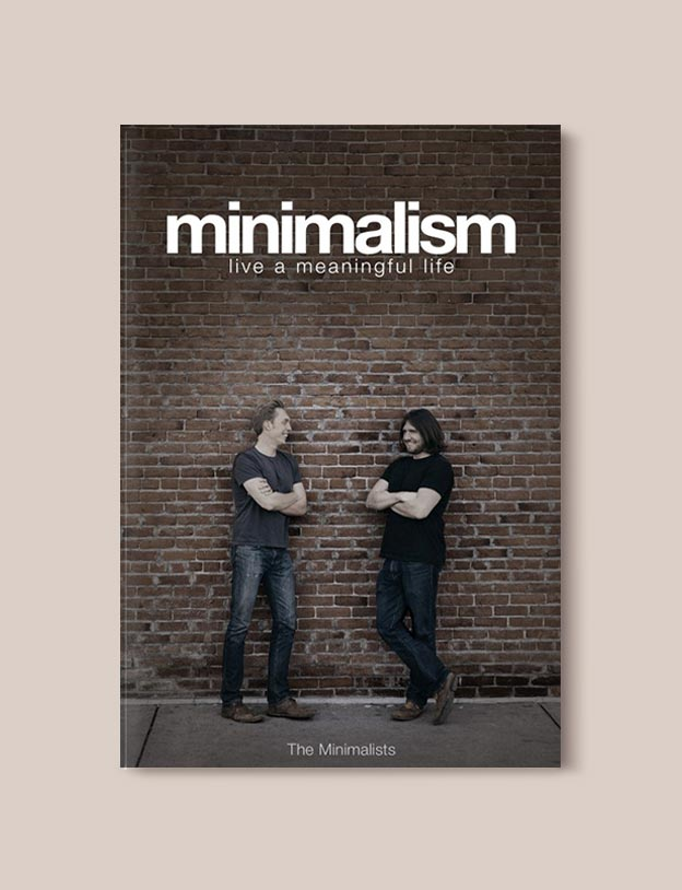 Books On Minimalism - Minimalism: Live a Meaningful Life by Joshua Fields Millburn, Ryan Nicodemus. For more books visit www.taleway.com to find books set around the world. Ideas for those who like to travel, both in life and in fiction. minimalism books, declutter books, minimalist, how to read more, how to become minimalist, minimalist living, minimalist travel, books to read