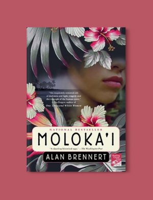 Books Set In Hawaii - Molokai by Alan Brennert. For more books visit www.taleway.com to find books from around the world. Ideas for those who like to travel, both in life and in fiction. #books #novels #hawaii #travel #fiction #bookstoread #wanderlust