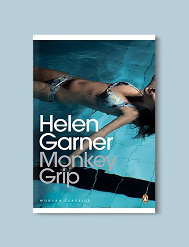 Books Set In Australia - Monkey Grip by Helen Garner. For more books visit www.taleway.com to find books set around the world. Ideas for those who like to travel, both in life and in fiction. australian books, books and travel, travel reads, reading list, books around the world, books to read, books set in different countries, australia