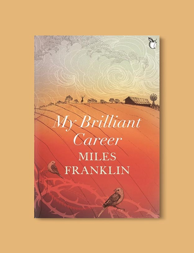 Books Set In Australia - My Brilliant Career by Miles Franklin. For more books visit www.taleway.com to find books set around the world. Ideas for those who like to travel, both in life and in fiction. australian books, books and travel, travel reads, reading list, books around the world, books to read, books set in different countries, australia
