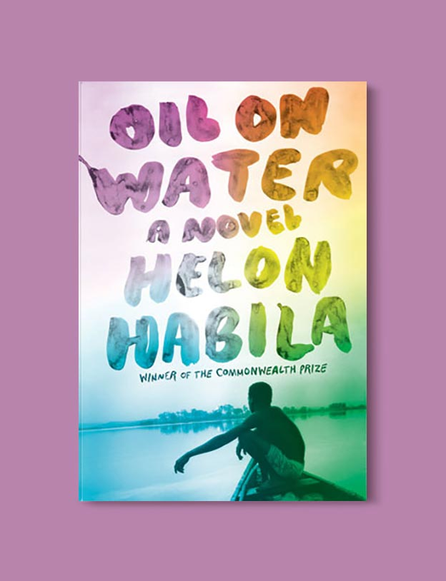Books Set In Nigeria - Oil on Water by Helon Habila. For more books visit www.taleway.com to find books set around the world. Ideas for those who like to travel, both in life and in fiction. Books Set In Africa. Nigerian Books. #books #nigeria #travel