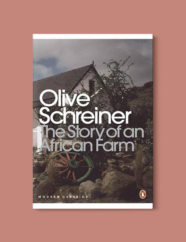 Books Set In South Africa - The Story of an African Farm by Olive Schreiner. For more books that inspire travel visit www.taleway.com to find books set around the world. south african books, books about south africa, south africa inspiration, south africa travel, novels set in south africa, south african novels, books and travel, travel reads, reading list, books around the world, books to read, books set in different countries, south africa