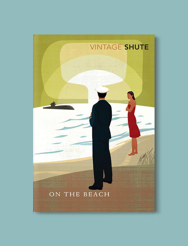 Books Set In Australia - On the Beach by Nevil Shute. For more books visit www.taleway.com to find books set around the world. Ideas for those who like to travel, both in life and in fiction. australian books, books and travel, travel reads, reading list, books around the world, books to read, books set in different countries, australia