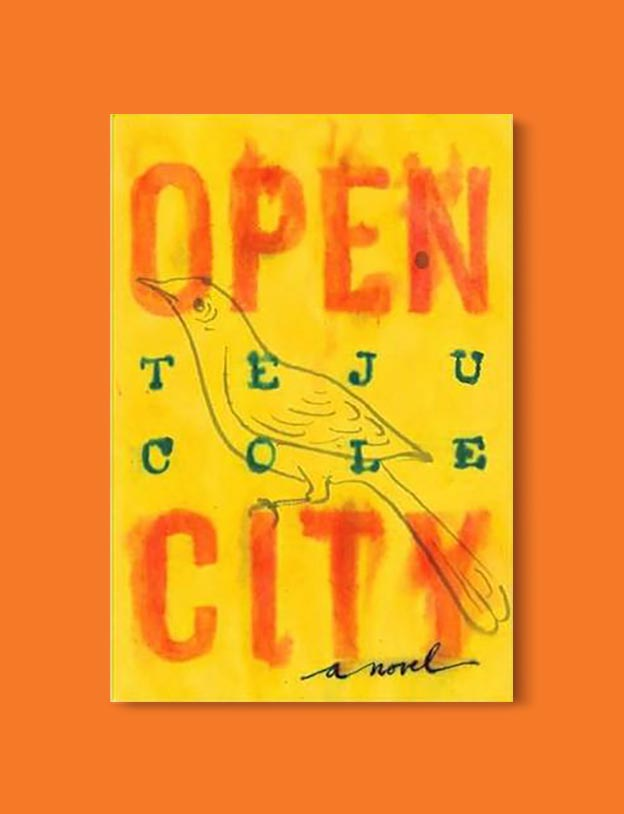 Books Set In Nigeria - Open City by Teju Cole. For more books visit www.taleway.com to find books set around the world. Ideas for those who like to travel, both in life and in fiction. Books Set In Africa. Nigerian Books. #books #nigeria #travel