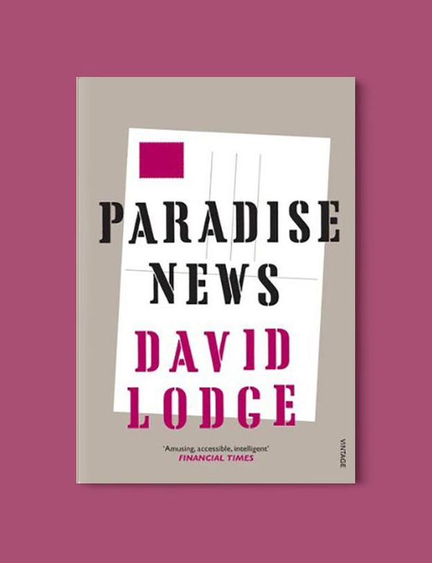 Books Set In Hawaii - Paradise News by David Lodge. For more books visit www.taleway.com to find books from around the world. Ideas for those who like to travel, both in life and in fiction. #books #novels #hawaii #travel #fiction #bookstoread #wanderlust