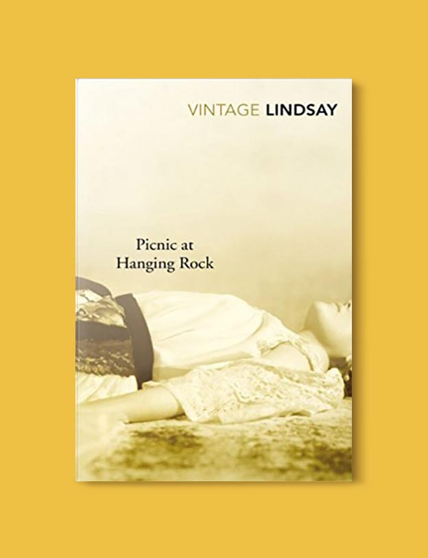 Books Set In Australia - Picnic at Hanging Rock by Joan Lindsay. For more books visit www.taleway.com to find books set around the world. Ideas for those who like to travel, both in life and in fiction. australian books, books and travel, travel reads, reading list, books around the world, books to read, books set in different countries, australia