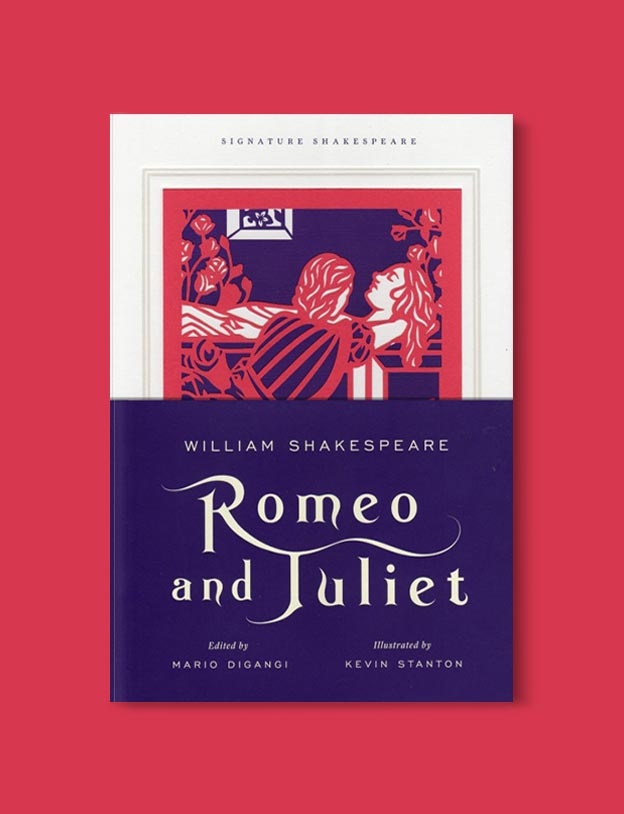 Books Set In Italy - Romeo and Juliet by William Shakespeare. For more books that inspire travel visit www.taleway.com to find books set around the world. italian books, books about italy, italy inspiration, italy travel, novels set in italy, italian novels, books and travel, travel reads, reading list, books around the world, books to read, books set in different countries, italy