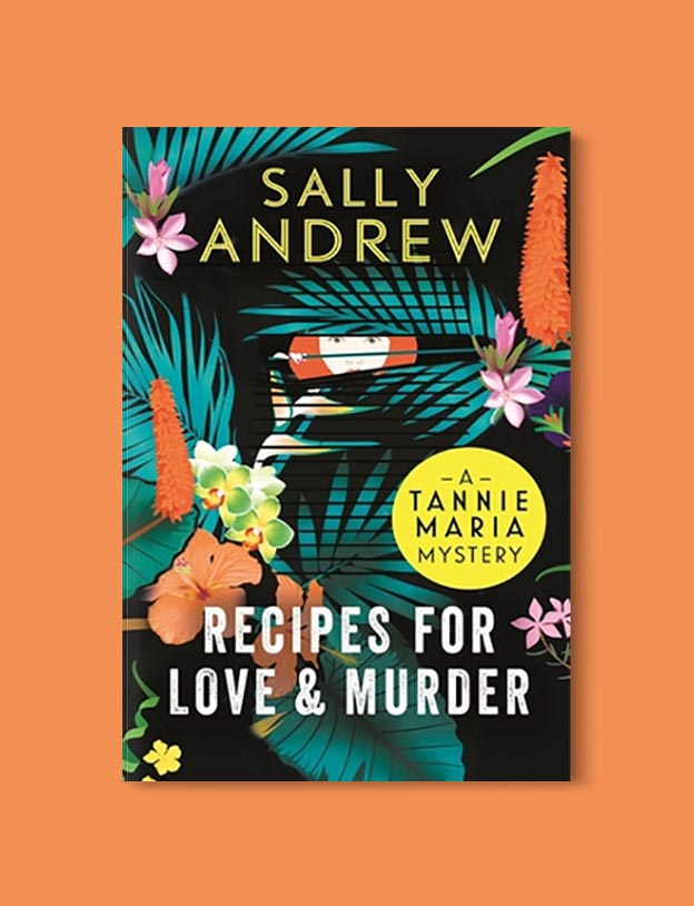 Books Set In South Africa - Recipes for Love and Murder by Sally Andrew. For more books that inspire travel visit www.taleway.com to find books set around the world. south african books, books about south africa, south africa inspiration, south africa travel, novels set in south africa, south african novels, books and travel, travel reads, reading list, books around the world, books to read, books set in different countries, south africa