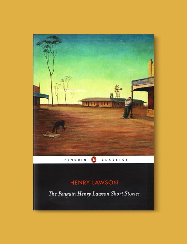 Books Set In Australia - Henry Lawson: Short Stories by Henry Lawson. For more books visit www.taleway.com to find books set around the world. Ideas for those who like to travel, both in life and in fiction. australian books, books and travel, travel reads, reading list, books around the world, books to read, books set in different countries, australia