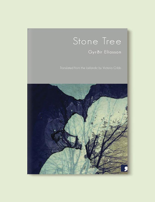 Books Set In Iceland - Stone Tree (Milli Trjánna, Between The Trees) by Gyrðir Elíasson. For more books visit www.taleway.com to find books set around the world. Ideas for those who like to travel, both in life and in fiction. #books #novels #fiction #iceland #travel