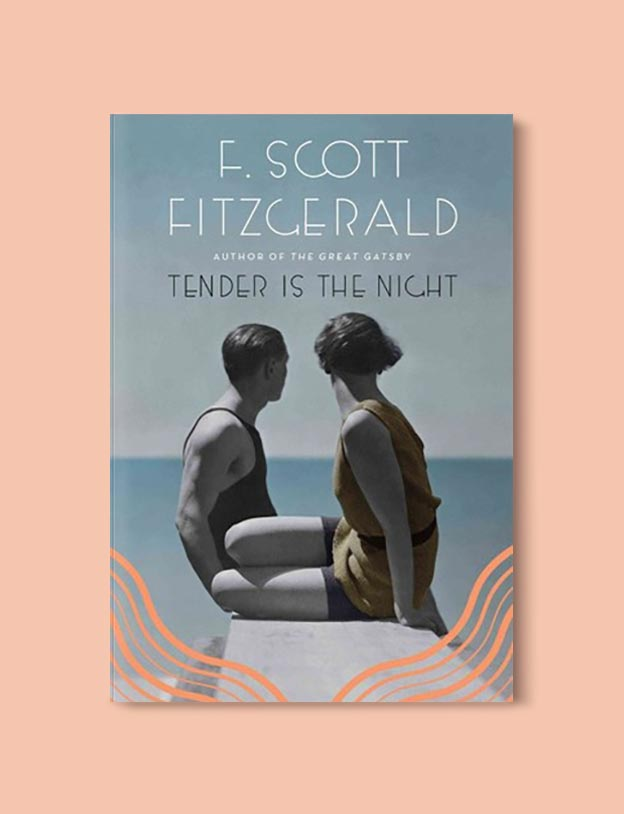 Books Set In Italy - Tender Is the Night by F. Scott Fitzgerald. For more books that inspire travel visit www.taleway.com to find books set around the world. italian books, books about italy, italy inspiration, italy travel, novels set in italy, italian novels, books and travel, travel reads, reading list, books around the world, books to read, books set in different countries, italy