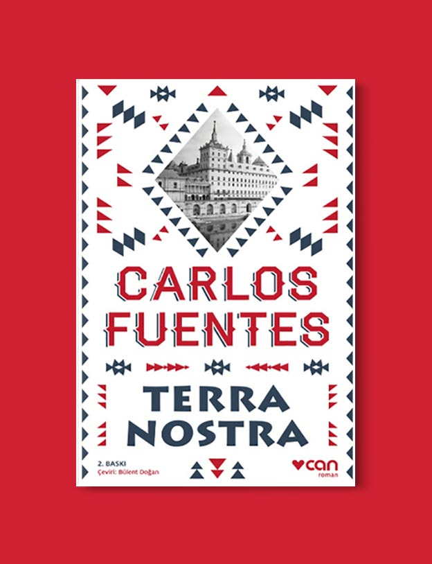Books Set In Mexico - Terra Nostra by Carlos Fuentes. For more books visit www.taleway.com to find books set around the world. Ideas for those who like to travel, both in life and in fiction. mexican books, reading list, books around the world, books to read, books set in different countries, mexico