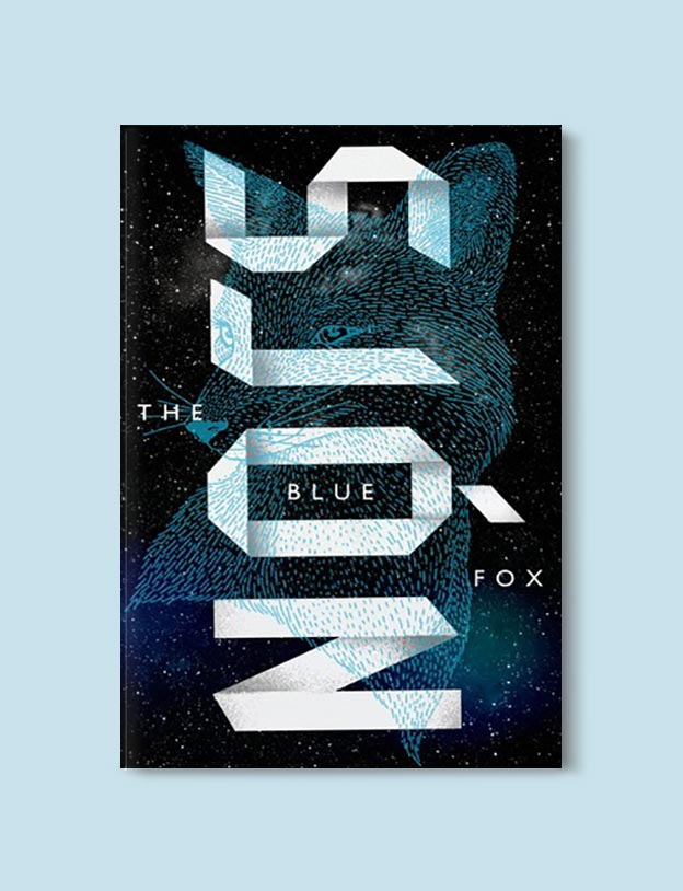 Books Set In Iceland - The Blue Fox by Sjón. For more books visit www.taleway.com to find books set around the world. Ideas for those who like to travel, both in life and in fiction. #books #novels #fiction #iceland #travel