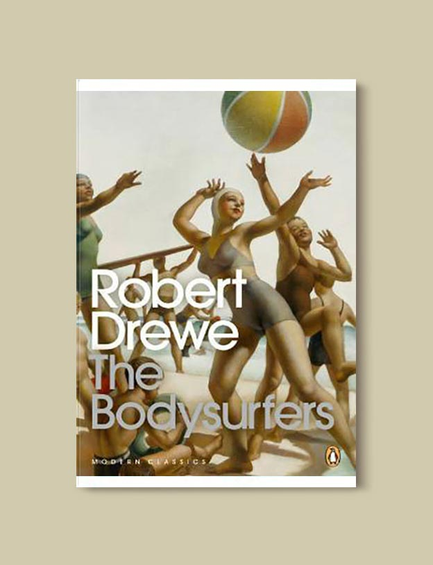 Books Set In Australia - The Bodysurfers by Robert Drewe. For more books visit www.taleway.com to find books set around the world. Ideas for those who like to travel, both in life and in fiction. australian books, books and travel, travel reads, reading list, books around the world, books to read, books set in different countries, australia