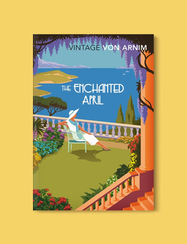 Books Set In Italy - The Enchanted April by Elizabeth von Arnim. For more books that inspire travel visit www.taleway.com to find books set around the world. italian books, books about italy, italy inspiration, italy travel, novels set in italy, italian novels, books and travel, travel reads, reading list, books around the world, books to read, books set in different countries, italy