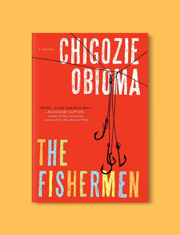 Books Set In Nigeria - The Fishermen by Chigozie Obioma. For more books visit www.taleway.com to find books set around the world. Ideas for those who like to travel, both in life and in fiction. Books Set In Africa. Nigerian Books. #books #nigeria #travel