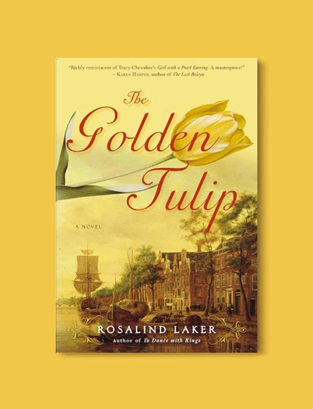 Books Set In Amsterdam - The Golden Tulip by Rosalind Laker. For more books visit www.taleway.com to find books set around the world. Ideas for those who like to travel, both in life and in fiction. #books #novels #bookworm #booklover #fiction #travel #amsterdam