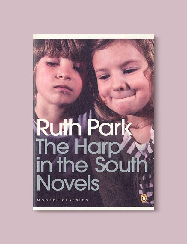 Books Set In Australia - The Harp in the South by Ruth Park. For more books visit www.taleway.com to find books set around the world. Ideas for those who like to travel, both in life and in fiction. australian books, books and travel, travel reads, reading list, books around the world, books to read, books set in different countries, australia