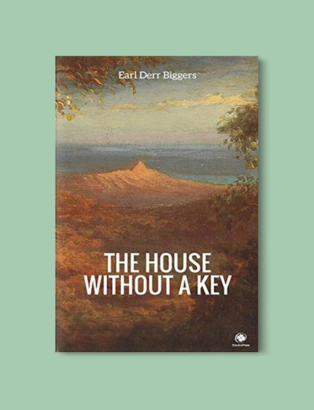 Books Set In Hawaii - The House Without a Key by Earl Derr Biggers. For more books visit www.taleway.com to find books from around the world. Ideas for those who like to travel, both in life and in fiction. #books #novels #hawaii #travel #fiction #bookstoread #wanderlust
