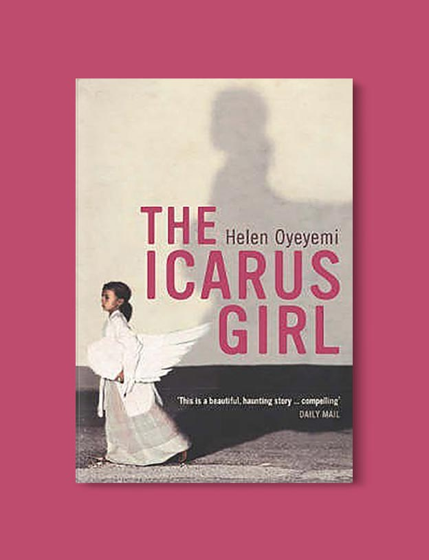 Books Set In Nigeria - The Icarus Girl by Helen Oyeyemi. For more books visit www.taleway.com to find books set around the world. Ideas for those who like to travel, both in life and in fiction. Books Set In Africa. Nigerian Books. #books #nigeria #travel