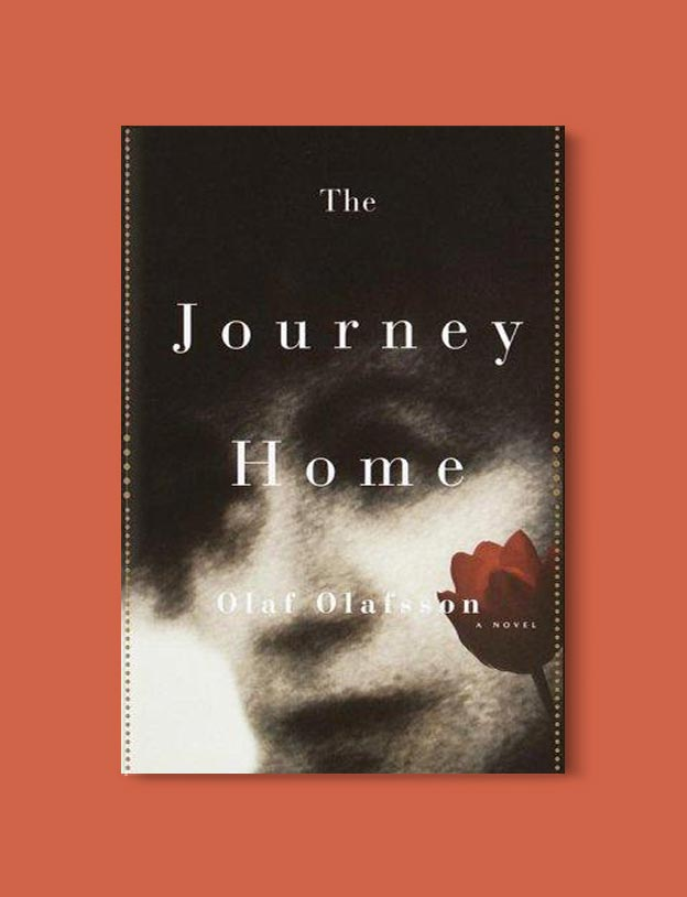 Books Set In Iceland - The Journey Home by Olaf Olafsson. For more books visit www.taleway.com to find books set around the world. Ideas for those who like to travel, both in life and in fiction. #books #novels #fiction #iceland #travel