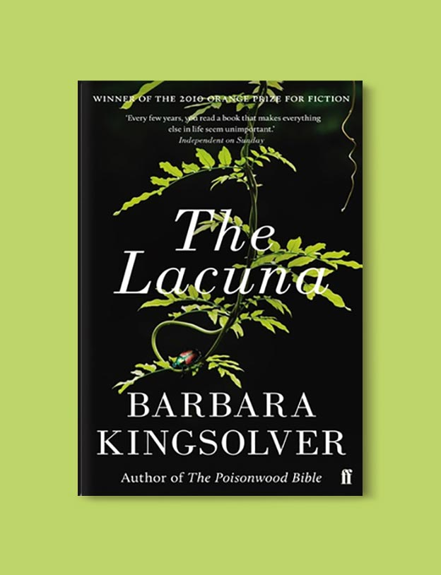 Books Set In Mexico - The Lacuna by Barbara Kingsolver. For more books visit www.taleway.com to find books set around the world. Ideas for those who like to travel, both in life and in fiction. mexican books, reading list, books around the world, books to read, books set in different countries, mexico