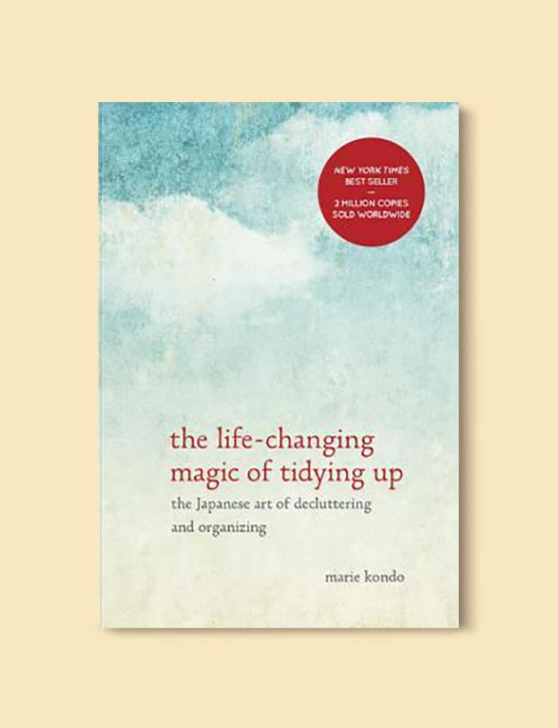 Books On Minimalism - The Life-Changing Magic of Tidying Up: The Japanese Art of Decluttering and Organizing by Marie Kondō. For more books visit www.taleway.com to find books set around the world. Ideas for those who like to travel, both in life and in fiction. minimalism books, declutter books, minimalist, how to read more, how to become minimalist, minimalist living, minimalist travel, books to read