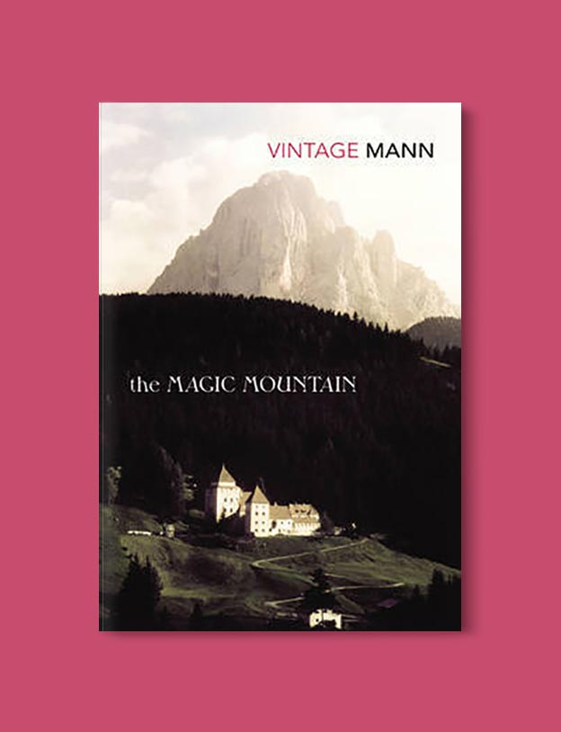 Books Set In Italy - The Magic Mountain by Thomas Mann. For more books that inspire travel visit www.taleway.com to find books set around the world. italian books, books about italy, italy inspiration, italy travel, novels set in italy, italian novels, books and travel, travel reads, reading list, books around the world, books to read, books set in different countries, italy